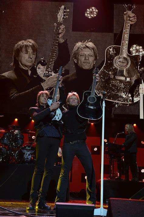 Bon Jovi 12 12 12 12 concert richie sambora jon bon jovi rock n