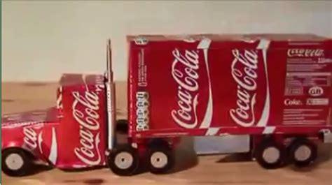 cara membuat mainan dari barang bekas kaleng cara membuat miniatur mobil dari kaleng bekas tutorial
