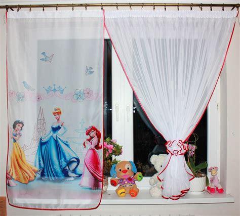 princess window curtains new kids girls disney princess window panels curtains