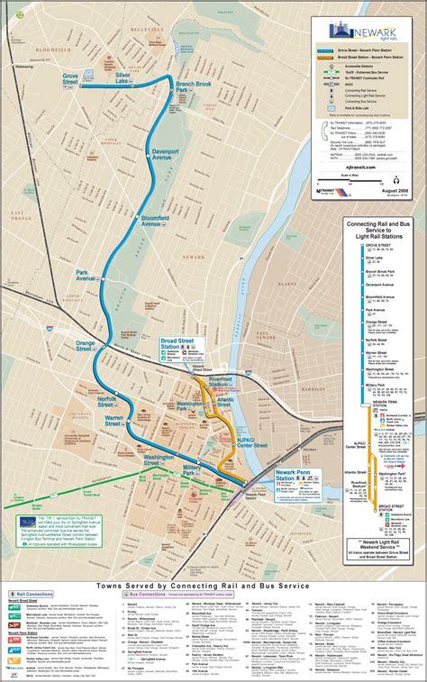 newark light rail map swimnova