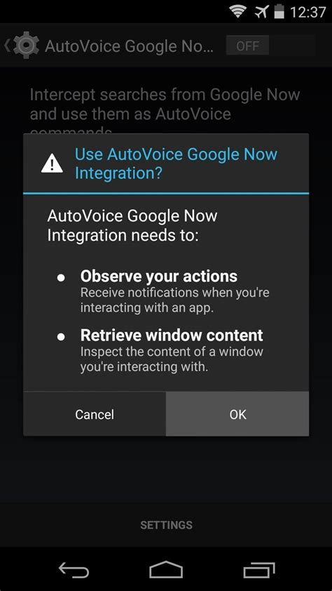 how to a to obey commands how to make now obey custom voice commands even without root 171 nexus 5