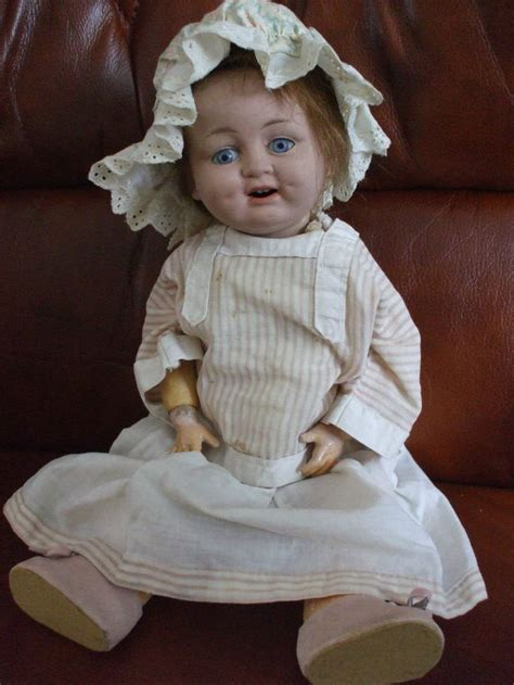 bisque doll lifelike bisque cetandco character doll 16