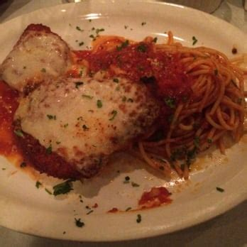veal parmesan picture of ciao restaurant myrtle beach ciao italian myrtle beach sc reviews photos