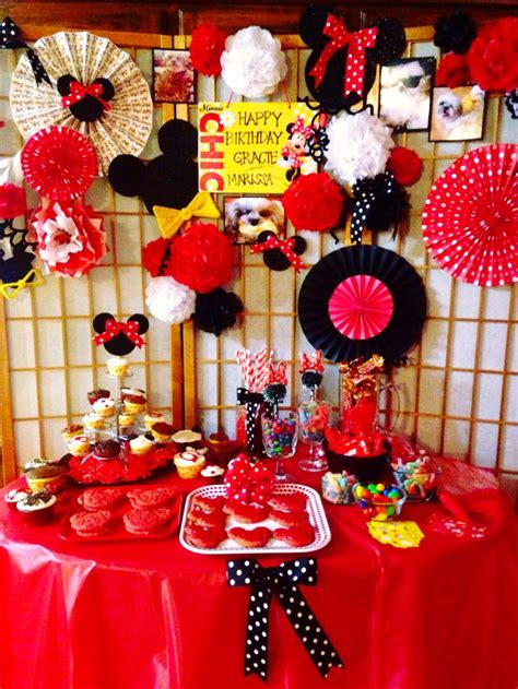 Minnie Mouse Decorations Diy by Diy Minnie Mouse Decorations Minnie Mouse