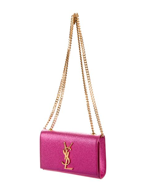 yves saint laurent small monogram crossbody bag handbags