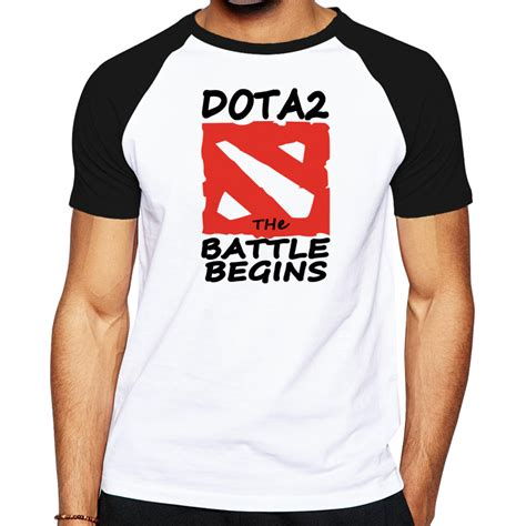 Dota 2 Casual Shirt compra dota 2 t shirt al por mayor de china