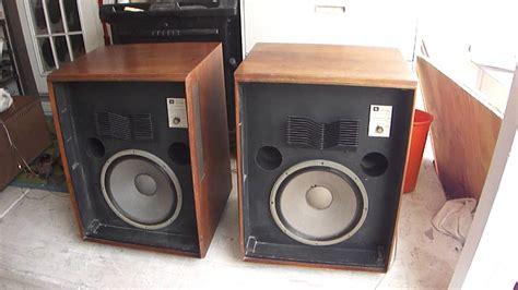 Beberapa Speaker Vintage Jbl vintage jbl studio speakers