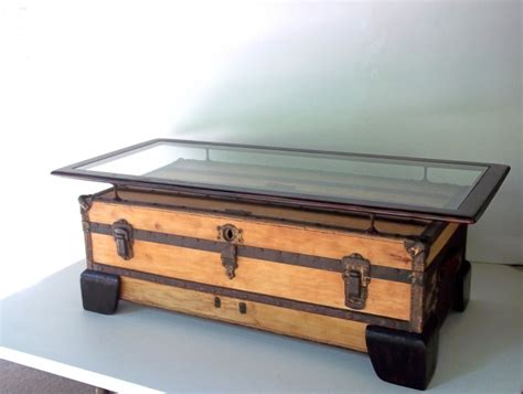 Antique Trunk Coffee Tables Steamer Trunk Coffee Table Great Steamer Trunk Coffee Table Diy With Steamer Trunk Coffee Table