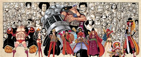 film z one piece characters one piece film z a vertical slice that hits all the high