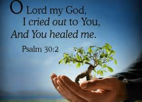 130 bible verses about healing the sick
