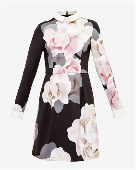 Porceline Dress 17 best ideas about collar dress on pan
