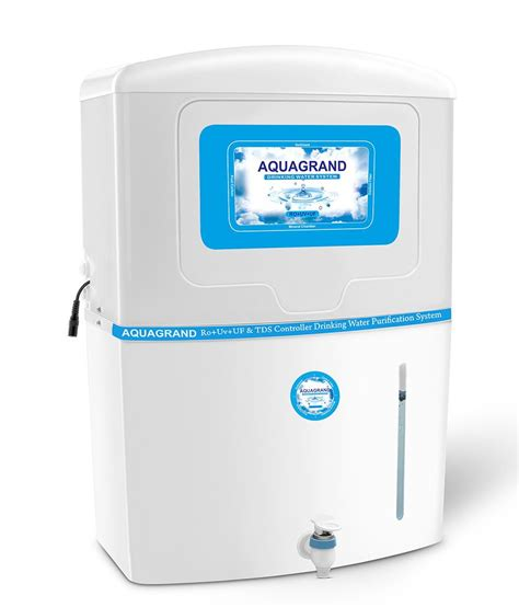 ultraviolet light water purifier reviews aquagrand 12 litre 14 stage automatic tds ro uv uf
