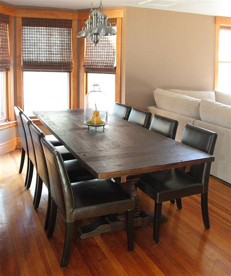 sectional dining room table new dining room table blog homeandawaywithlisa