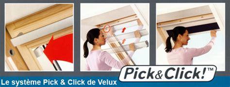 Montage Store Velux Ancien Modele