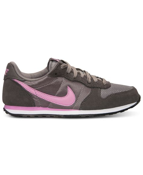 casual nike sneakers lyst nike s genicco casual sneakers from finish