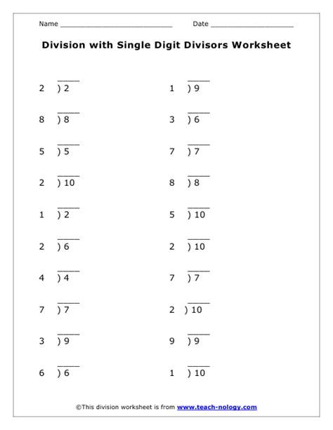 free printable division worksheets with 2 digit divisors number names worksheets 187 division 2 digit by 1 digit
