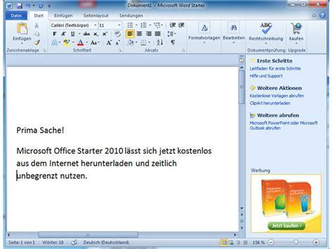 Microsoft Office Starter by De Reis Met De Auto Microsoft Office Starter 2010 Word E