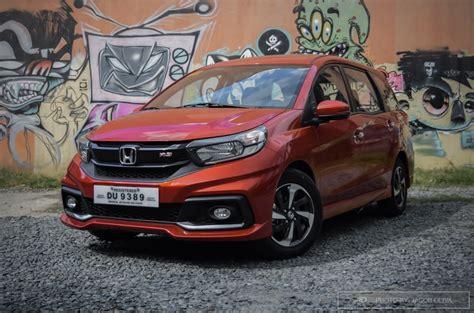 Mobilio 1 5 Rs Cvt honda mobilio 1 5 rs navi cvt 2018 philippines price