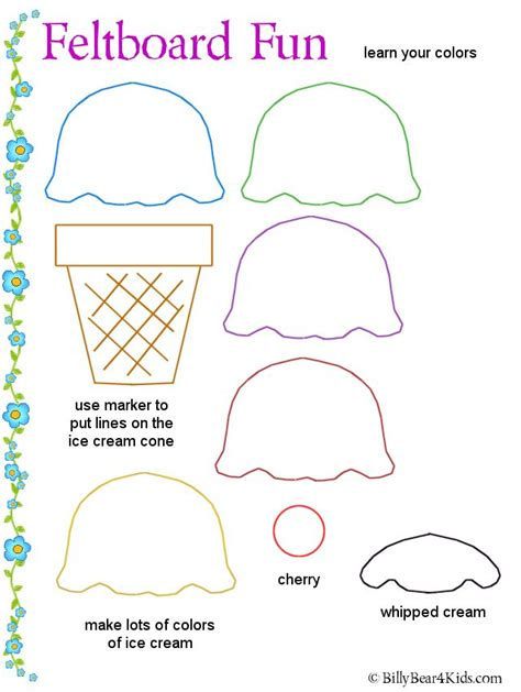 Felt Templates by Cone Template Will Use This With Felt For A