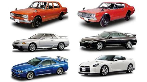 history of nissan nissan gt r history fast car