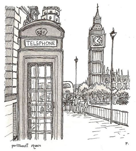 big sketchbook pete scully sketchbook big ben
