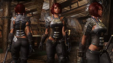 skyrim skimpy clothes mod skyrim cbbe armor replacer download