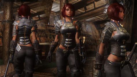 skyrim male revealing armor mod newhairstylesformen2014 com skyrim cbbe armor replacer download