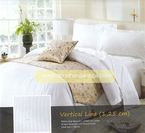Sprei Lines toko sprei jakarta grosir sprei toko karpet selimut jual bedcover distributor bantal
