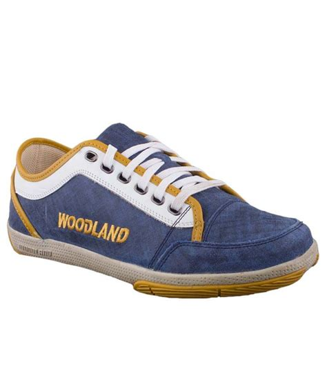 woodland blue casual shoes available at snapdeal for rs 1890