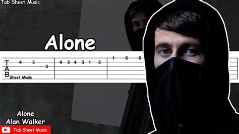 alan walker chord alone alan walker alone guitar tutorial chords chordify