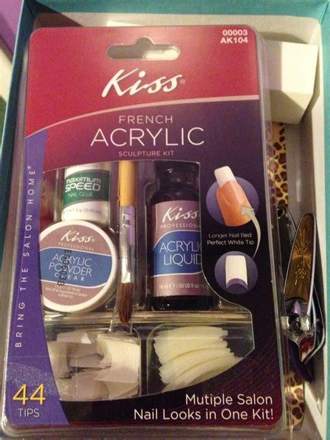 Acrylic Nail Kit by 36 Best Nails Images On Nail Nail Design