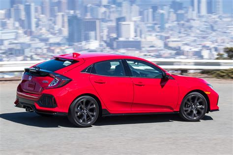 honda civic hatchback arrives in showrooms with turbo