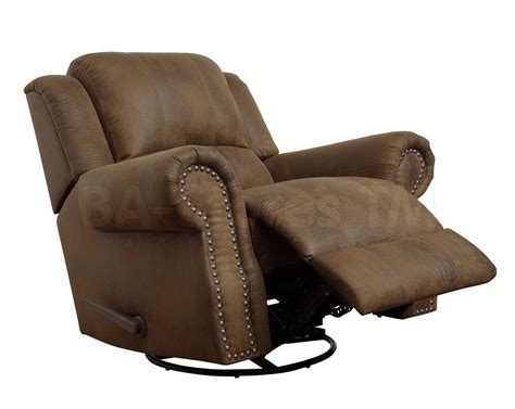 rocker swivel recliners rawlinson rocker swivel recliner recliners coa 650153 8