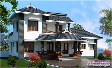 low budget house plans in kerala slope roof low cost low budget kerala homes keralahouseplanner