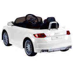 Audi 6v Ride Cars Bentley Audi Tt Roadster 6v Ride On Car Buydirect4u