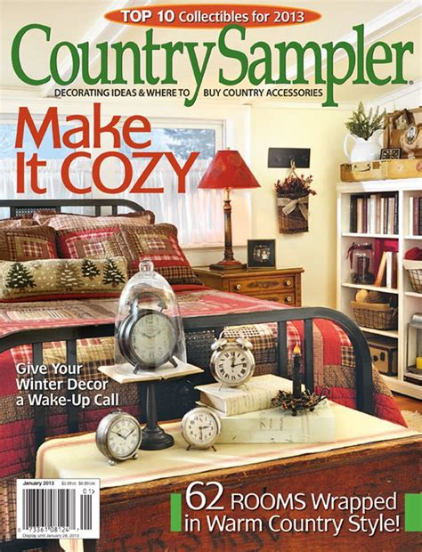country decor magazines 17 best images about country sler my dream life on
