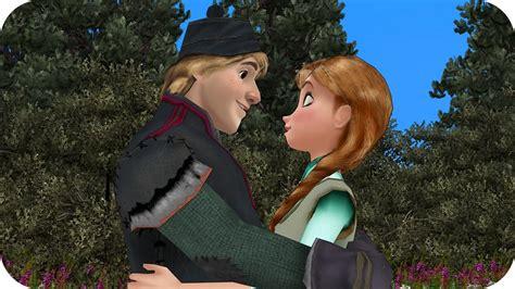 frozen elsa and kristoff love is and open door youtube kristoff anna in love elsa anna of arendelle episode
