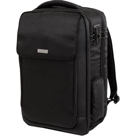 Kensington Laptop Bag kensington securetrek 17 quot laptop overnight backpack
