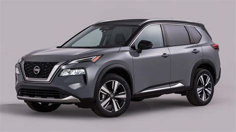 nissan rogue boasts bold design  features