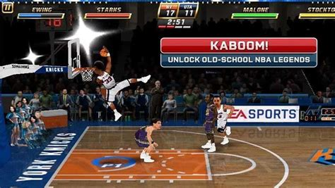 nba jam free for android 15 best sports for android android authority