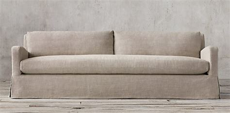 restoration hardware slope arm sofa monday makeover 10 tips for choosing a sofa my old