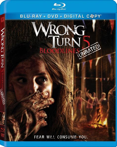 film blu ray releases wrong turn 5 dvd release date october 23 2012