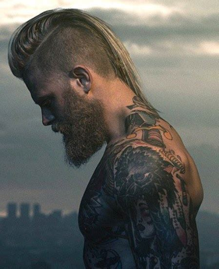 how to ask for an undercut haircut men 15 mohawk hairstyles for men