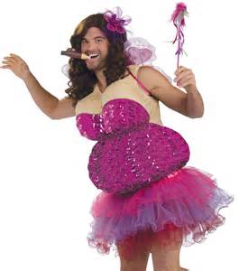 Headless Man Halloween Costume Mens Funny Fat Fairy Ballerina Halloween Costume Ebay