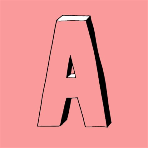 lettere animate letter gif find on giphy