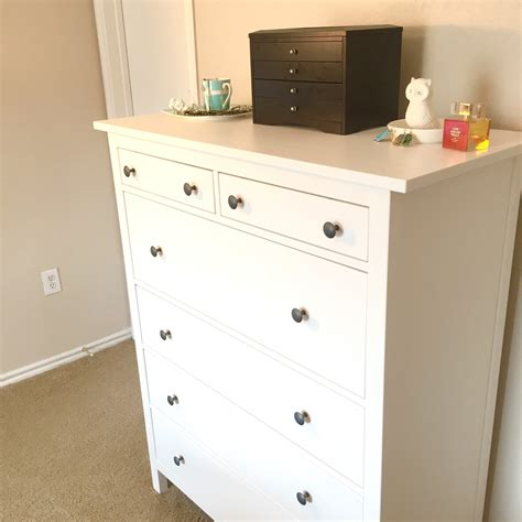 Hemnes Dresser For Sale by Hemnes 6 Drawer Dresser Most Popular Design