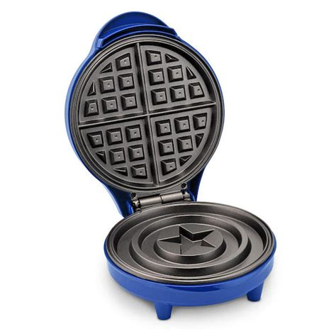themed waffle maker this captain america themed waffle maker has made robert