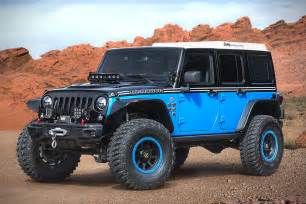Safari Jeeps 2017 Jeep Easter Safari Concepts Hiconsumption