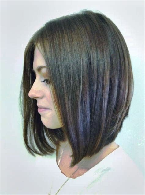 Wedding Hairstyles For Angled Bob by Medium Angled Bob Hairstyles Fade Haircut