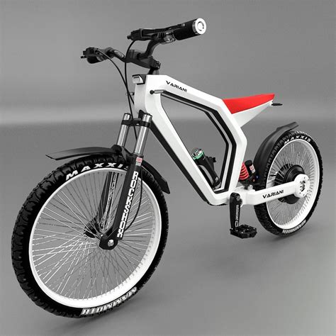 bike design competition winner 3d futuristic electric bike concept freelancer